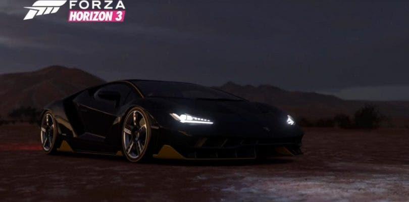 Llega el tráiler de lanzamiento de Forza Horizon 3