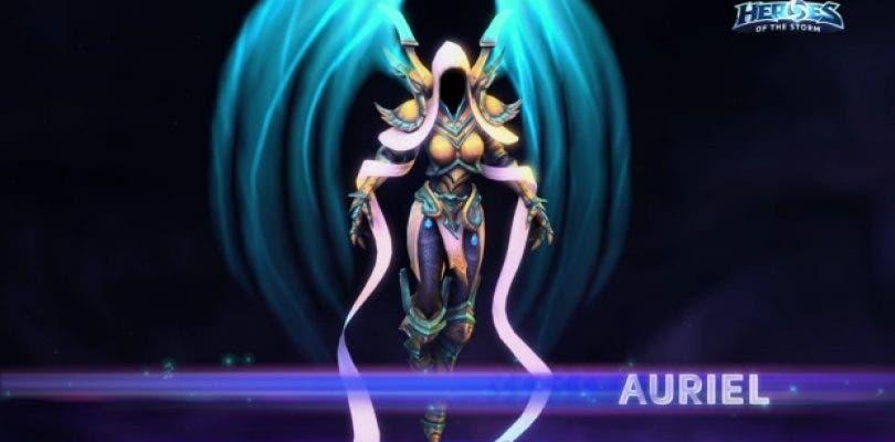 Auriel es el nuevo personaje de Heroes of the Storm