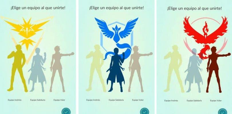 Se revelan los líderes y otros detalles de Pokémon GO
