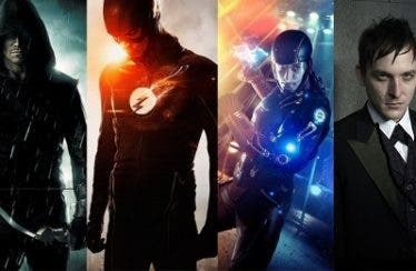 Flash, Arrow, Legends of Tomorrow y Gotham se exhiben en San Diego