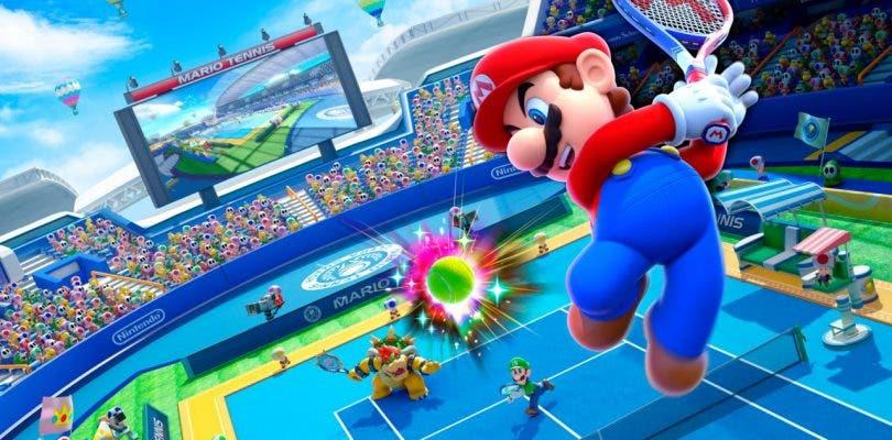 Consigue un amiibo gratis al comprar Mario Tennis: Ultra Smash
