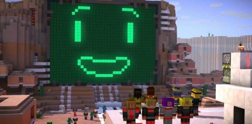 El episodio 7 de Minecraft: Story Mode ya tiene fecha de salida