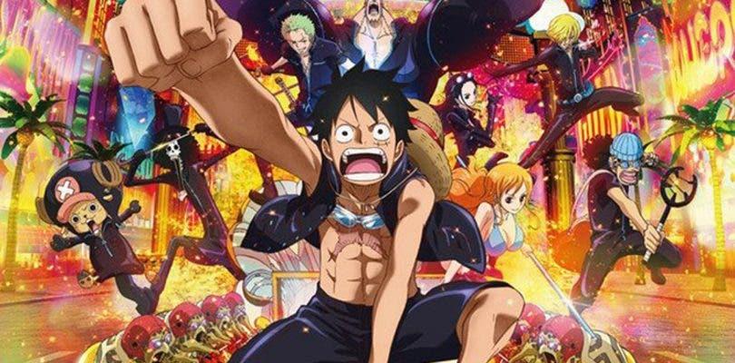 Bandai Namco muestra la demo de One Piece: Great Pirate Colosseum