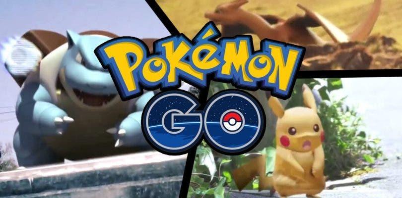 Una persona juega a Pokémon GO en el Área 51