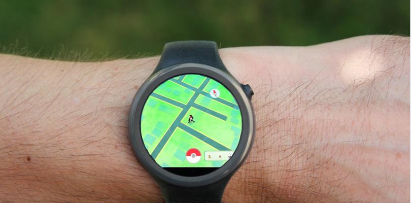Ya puedes jugar a Pokémon GO en tu smartwatch
