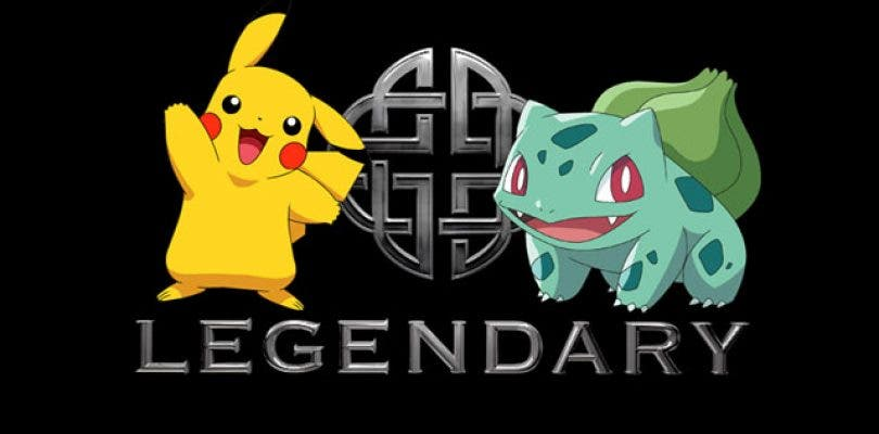Legendary baraja la posibilidad de hacer una película de Pokémon