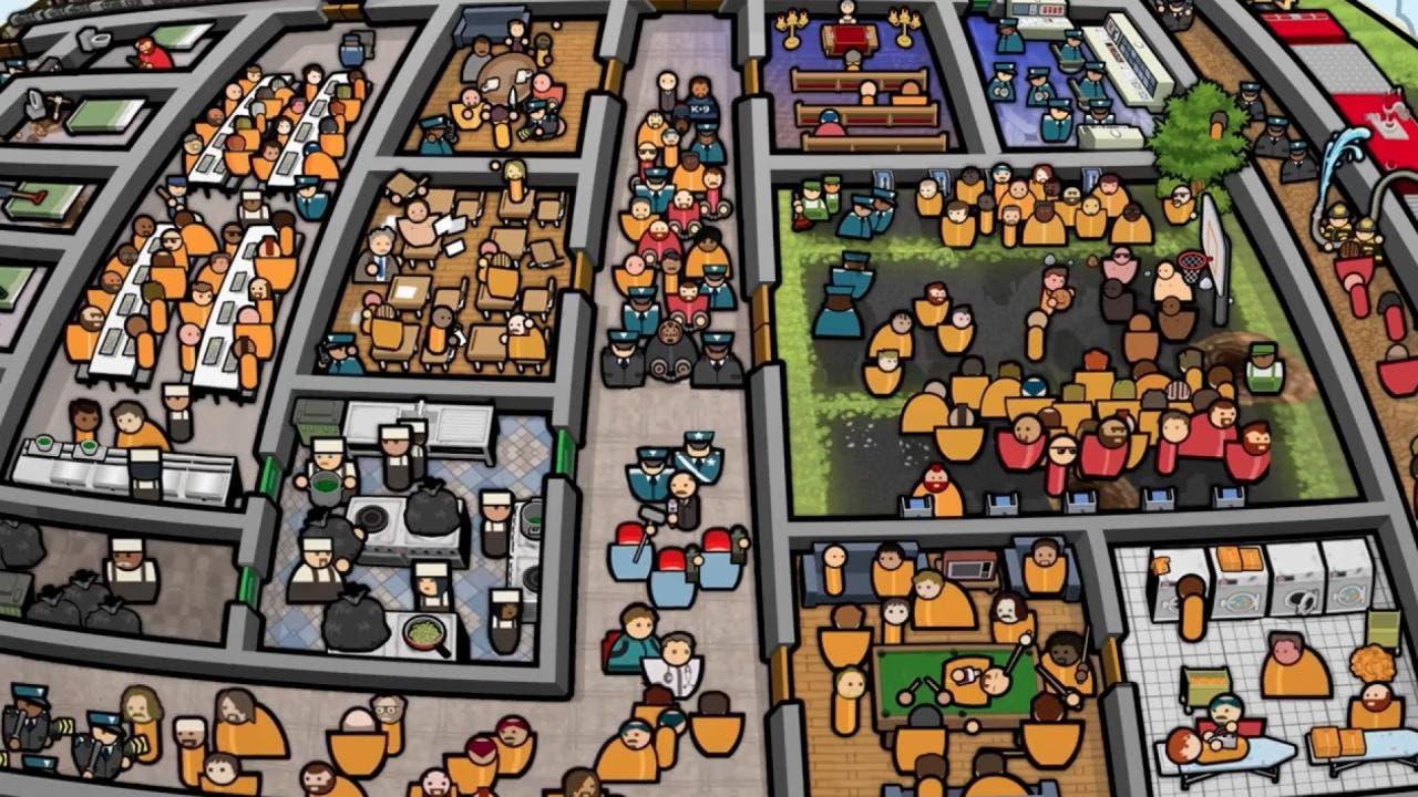Imagen de Prison Architect llega a PlayStation 4 y Xbox One