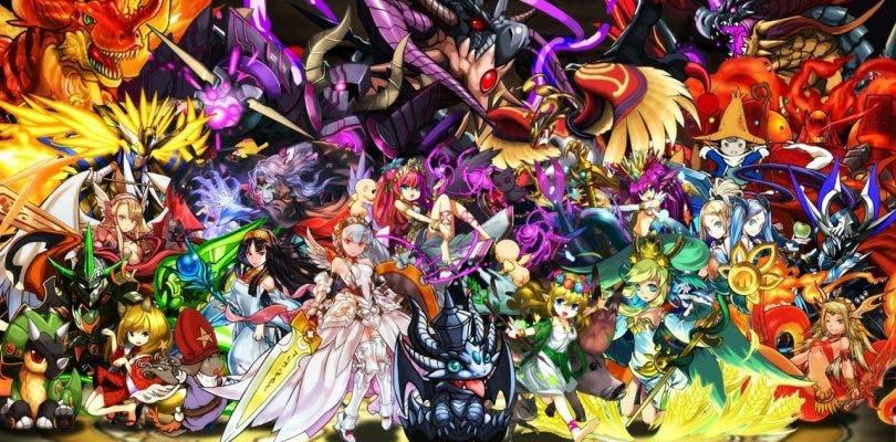Puzzle & Dragons X tiene versión free to play