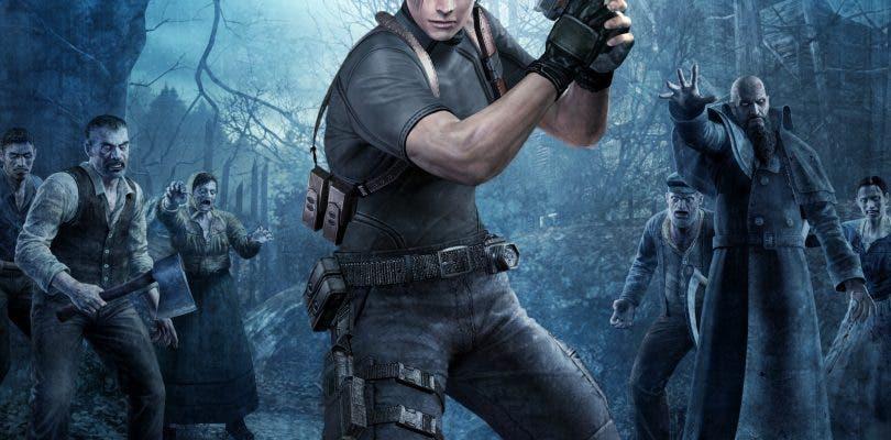 Resident Evil 4 ya tiene fecha de llegada a PS4 y Xbox One