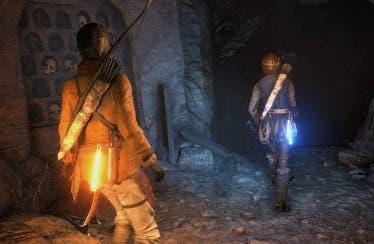 Rise of the Tomb Raider muestra su modo supervivencia cooperativo