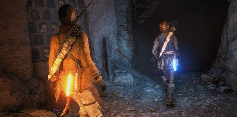 El nuevo contenido de Rise of the Tomb Raider no es exclusivo