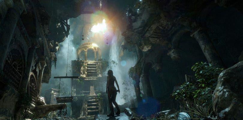 Tráiler del anuncio de Rise of the Tomb Raider en PlayStation 4