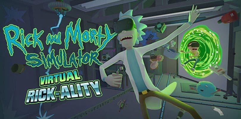 Rick and Morty tendrá su propio juego VR