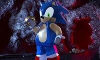 Podremos obtener contenido de Sonic en LEGO Dimensions