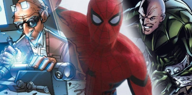 Spider-Man: Homecoming detalla 4 personajes y rumorea dos villanos