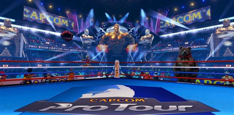 Street Fighter V recibe contenido antes de la Capcom Cup