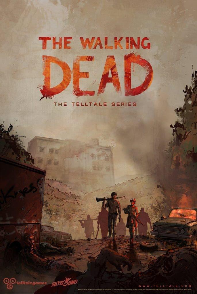 the walking dead season 3 cover