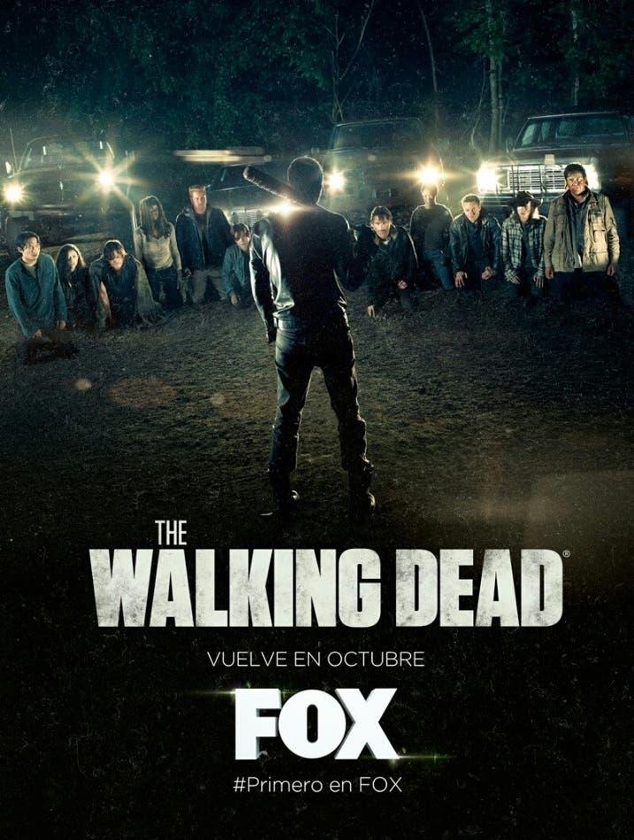 the walking dead temporada 7 poster