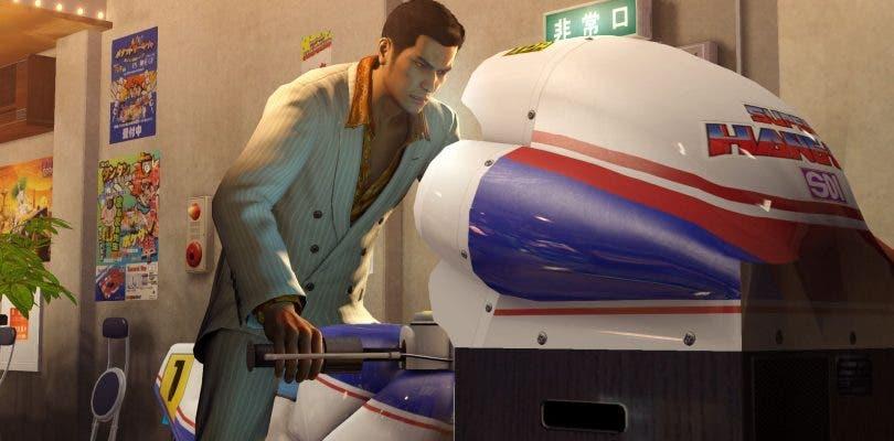 Yakuza 6 permitirá jugar a Virtua Fighter 5