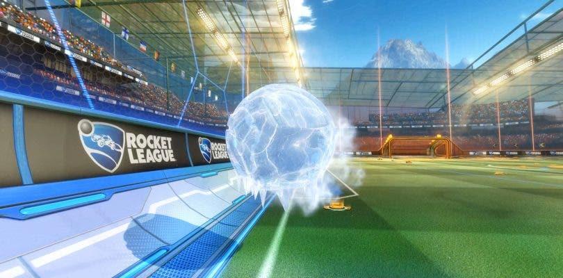 La actualización Rocket League Rumble llegará en septiembre