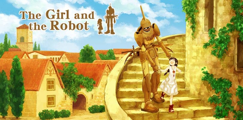 Ya hay fecha de salida para The Girl and the Robot
