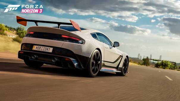 2016 Aston Martin Vantage GT12 forza horizon