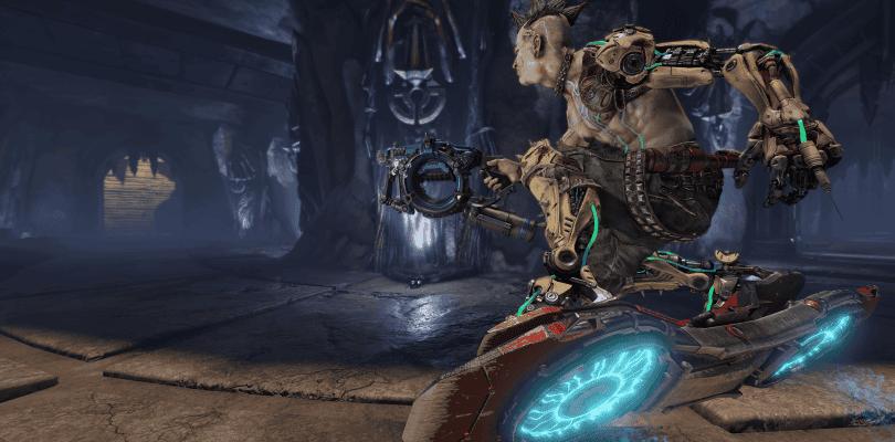 Tim Willits habla de los cambios introducidos en Quake Champions