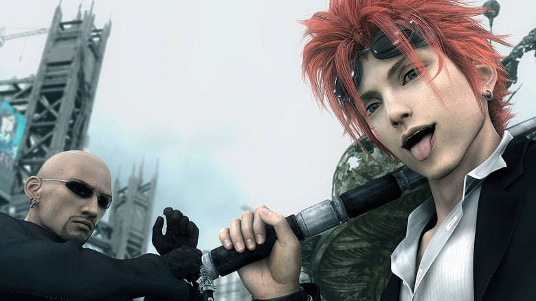 Advent Children Final Fantasy VII