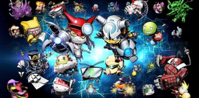 Primer tráiler de Digimon Universe: Appli Monsters