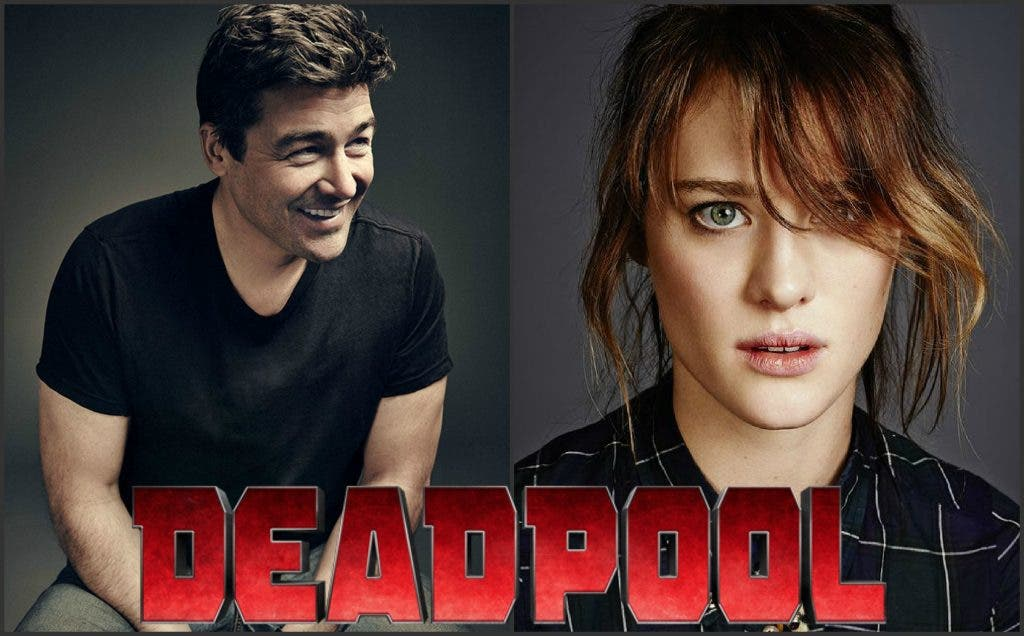 Areajugones Deadpool Cable Domino