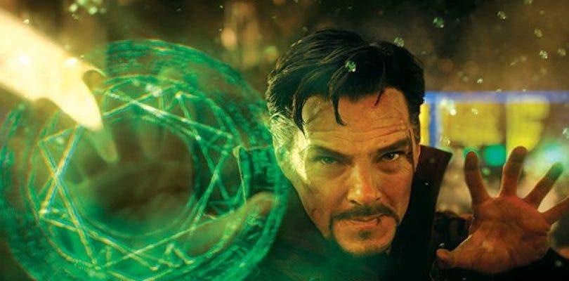 Así se rodaron algunas escenas de Doctor Strange