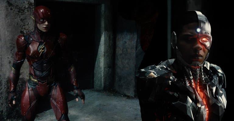 Areajugones Flash Cyborg Justice League