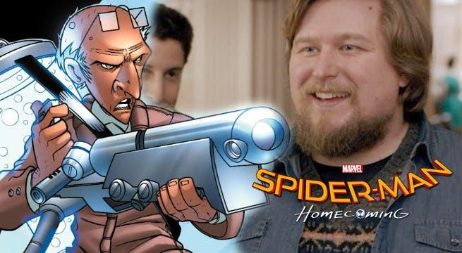 Areajugones Michael Chernus Chapucero Spider-Man Homecoming