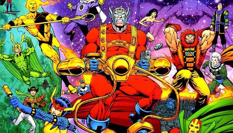 Nuevos Dioses de DC Comics