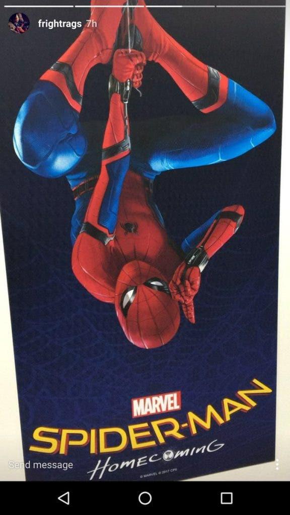 Areajugones Spider-Man Homecoming poster 2