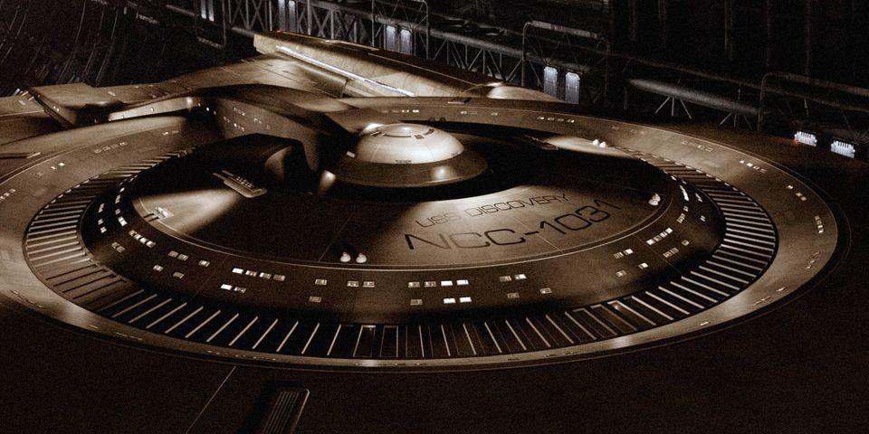 Areajugones Star Trek Discovery