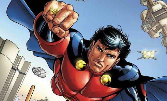 Areajugones Supergirl Mon-El