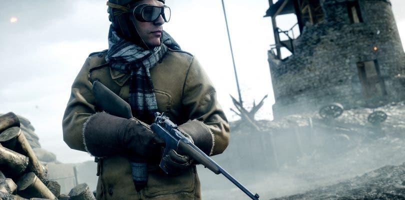 Battlefield 1 ajustará el sistema de avistamiento y autocuración
