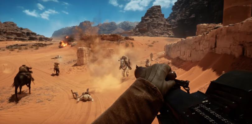 No será necesario PS Plus para la beta de Battlefield 1