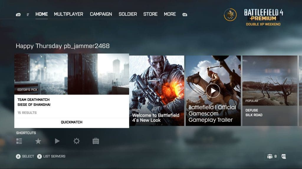 Battlefield4Interfaz