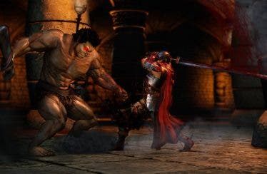 Gameplay de Serpico en Berserk and the Band of the Hawk