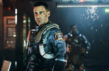 Se muestra un tráiler cinemático de Call of Duty: Infinite Warfare