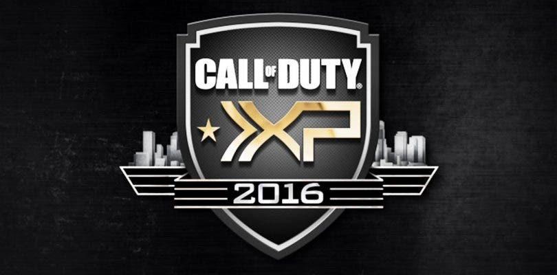Calendario oficial de la Call of Duty XP 2016