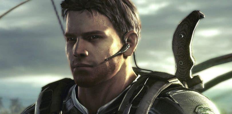 El 20 aniversario de Resident Evil recuerda a Chris Redfield