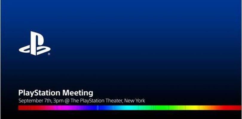 Sony anuncia el evento de presentación de PlayStation 4 Neo