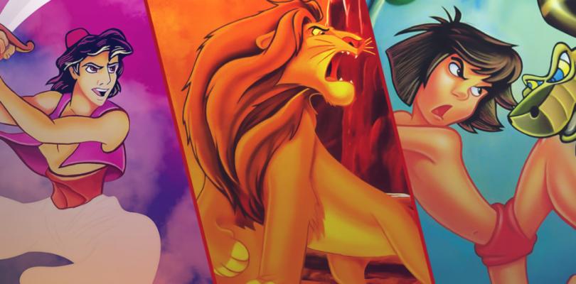 Aladdín, El Rey León y El libro de la selva llegan a Steam