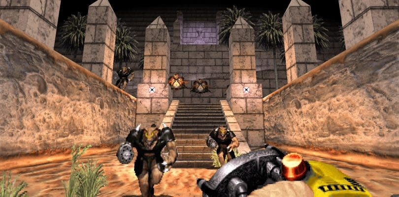 Filtrado Duke Nukem 3D: World Tour, una revisión de Duke Nukem 3D