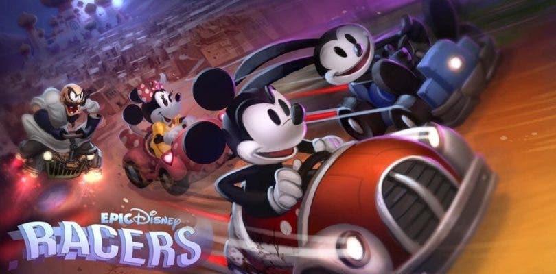 Disney también canceló un juego de carreras de Epic Mickey