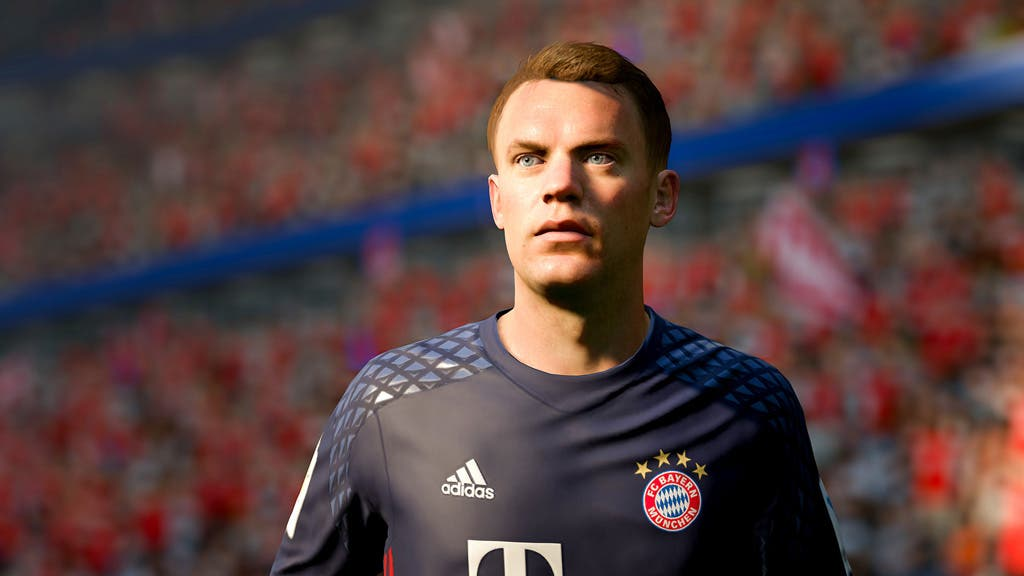 FIFA 17 - Neuer - Bayern Munich