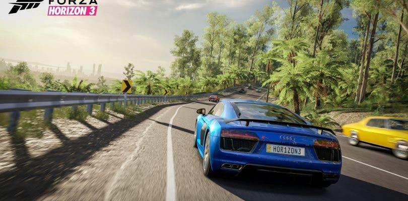 La próxima entrega de la saga Forza Horizon será revelada durante el E3 2018